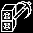 Servis strojů na těžbu kryptoměn